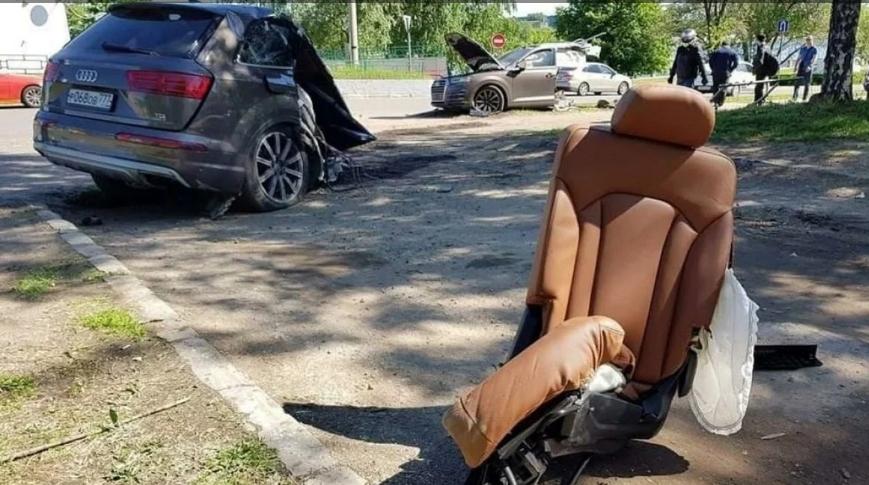 Vozač nepovrijeđen: Šokantno objašnjenje zašto je prepolovljen Audi Q7
