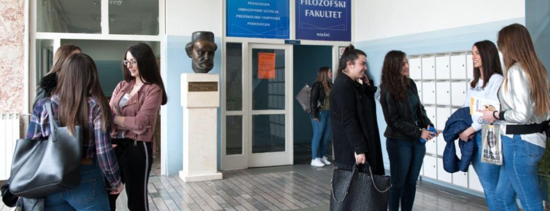 Na Filozofskom fakultetu 125 mjesta na budžetu za specijalističke