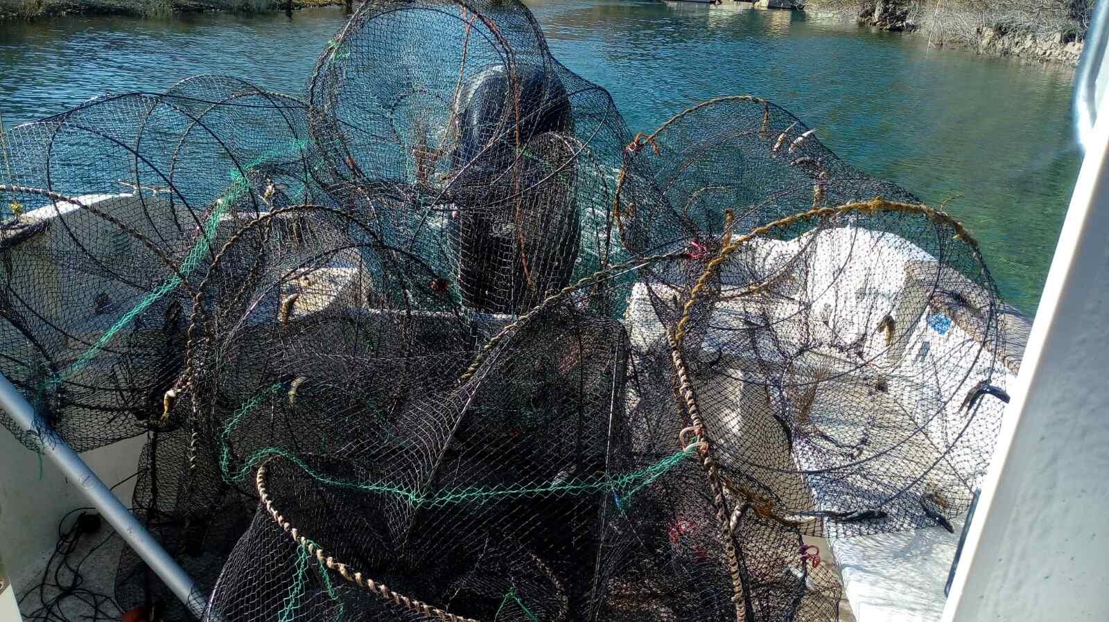 Spriječen krivolov na Skadarskom jezeru