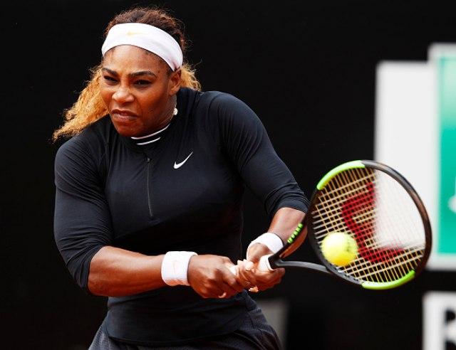 Serena se povukla sa turnira u Rimu