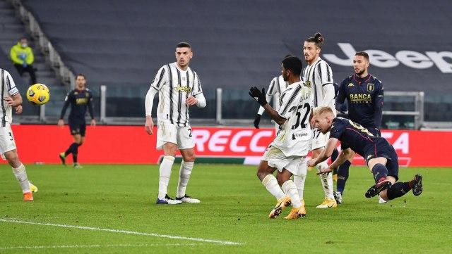 Juventus poslije produžetaka izbacio Đenovu