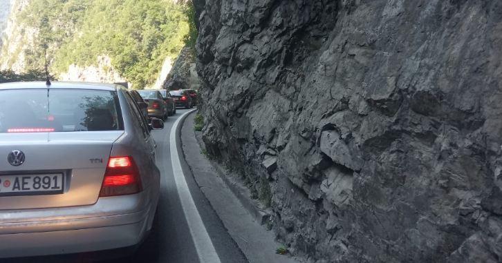 Nakon udesa kod Dromire saobraćaj normalizovan, ali i dalje ogromne kolone