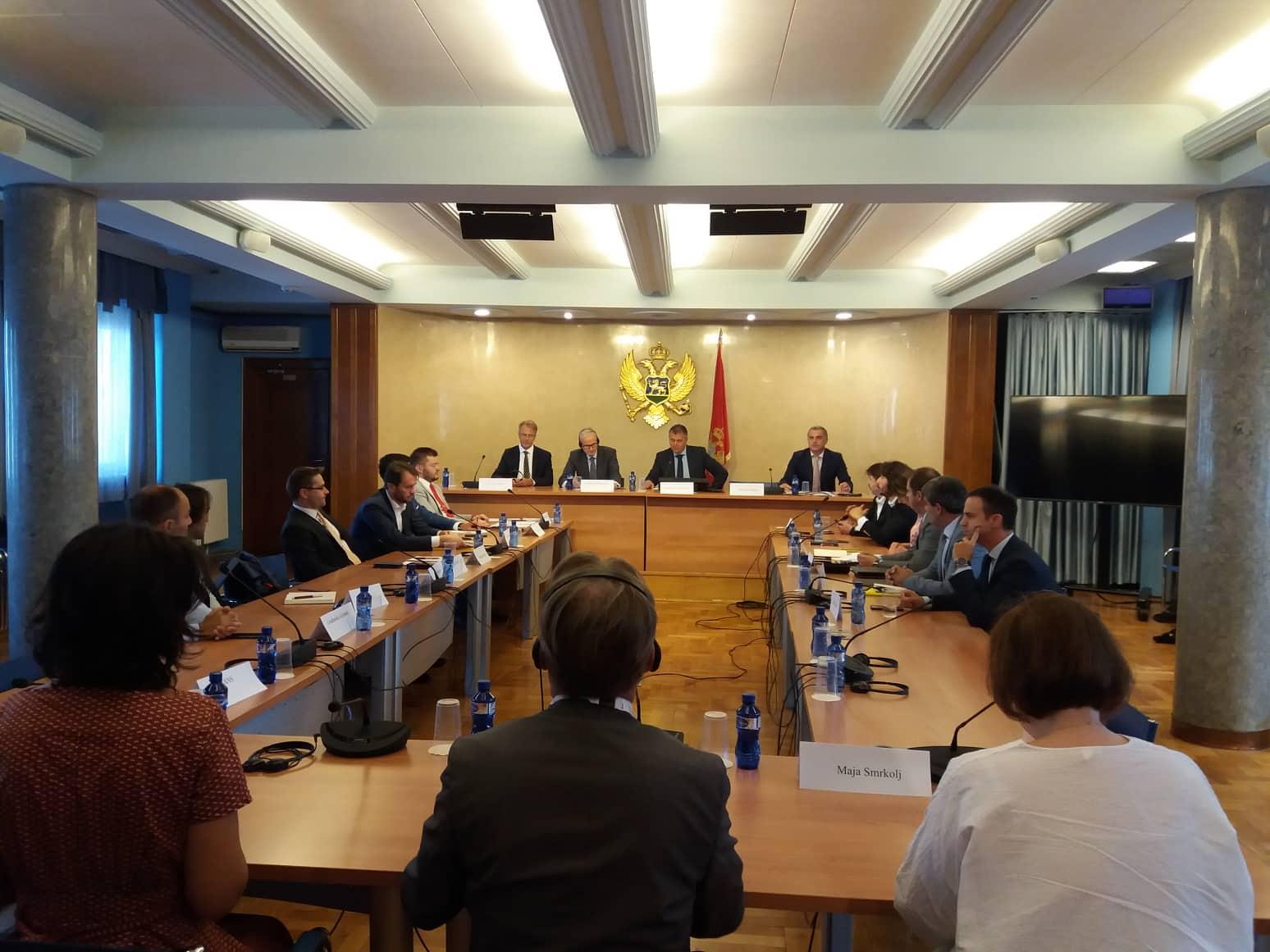 Završena sjednica Odbora, prisustvovali joj i predstavnici EU