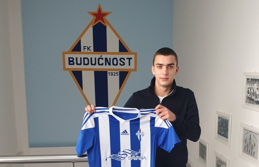 FK Budućnost: Stigao Ražnatović, potpisao Vuković