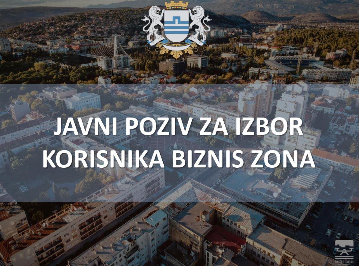 Glavni grad raspisao javni konkurs za izbor korisnika biznis zona
