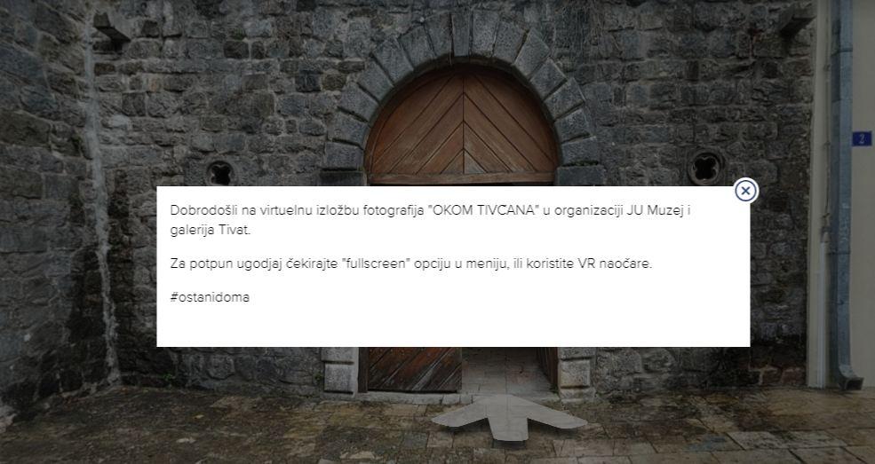 JU Muzej i galerija Tivat: Pogledajte virtuelnu izložbu fotografija