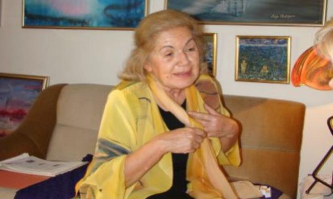 Preminula pjesnikinja Maja Perfiljeva, autorka ''Bokeljske noći''
