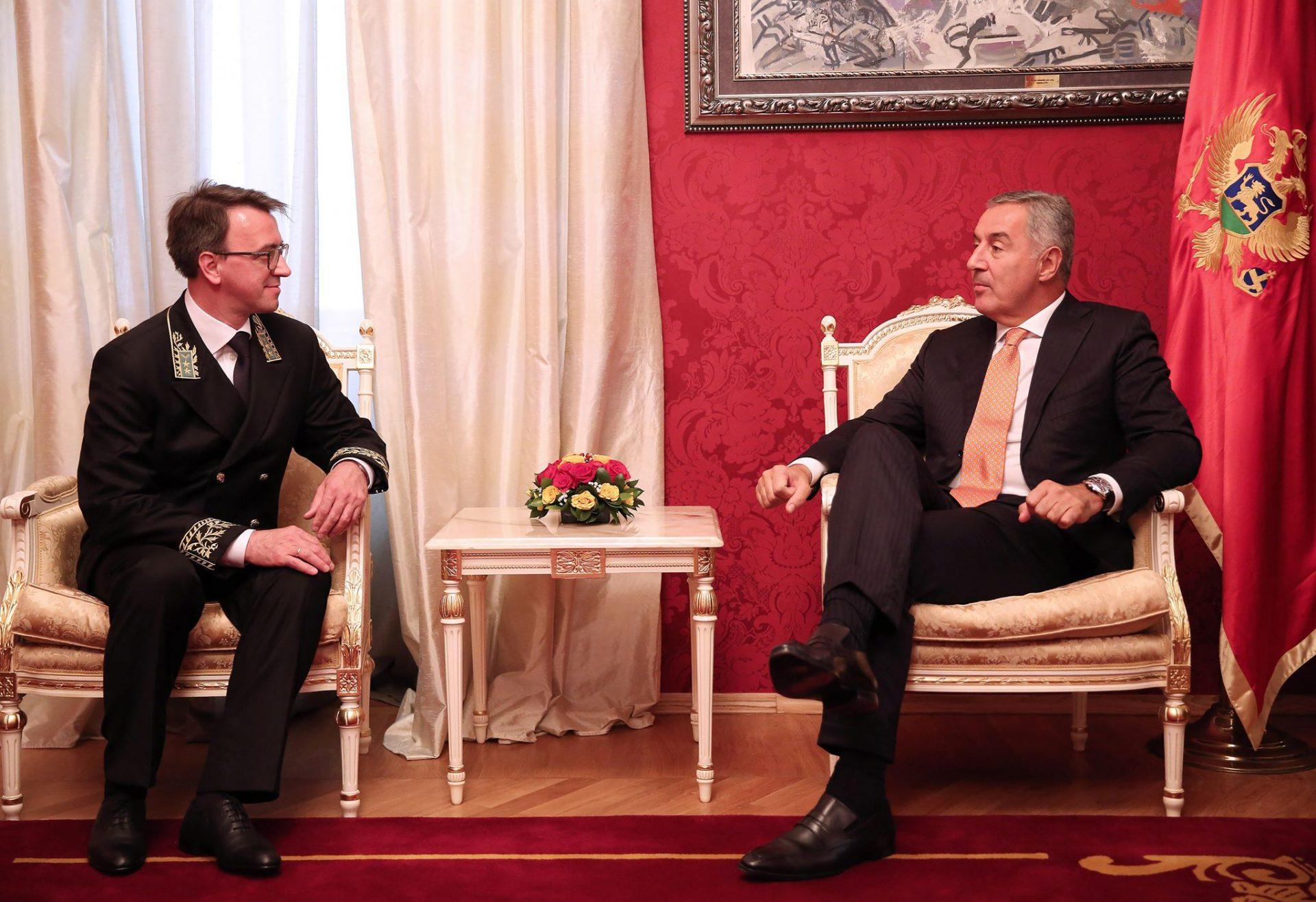 """""""Ako u Podgorici ima političke volje, Rusija spremna za normalizaciju odnosa"""""""