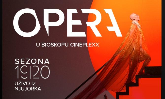 Nova sezona direktnih prenosa opera iz Metropoilitena