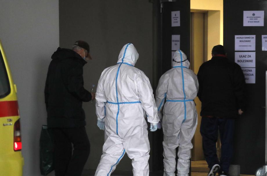 U Hrvatskoj preminulo 13 osoba, preko 1.800 novooboljelih