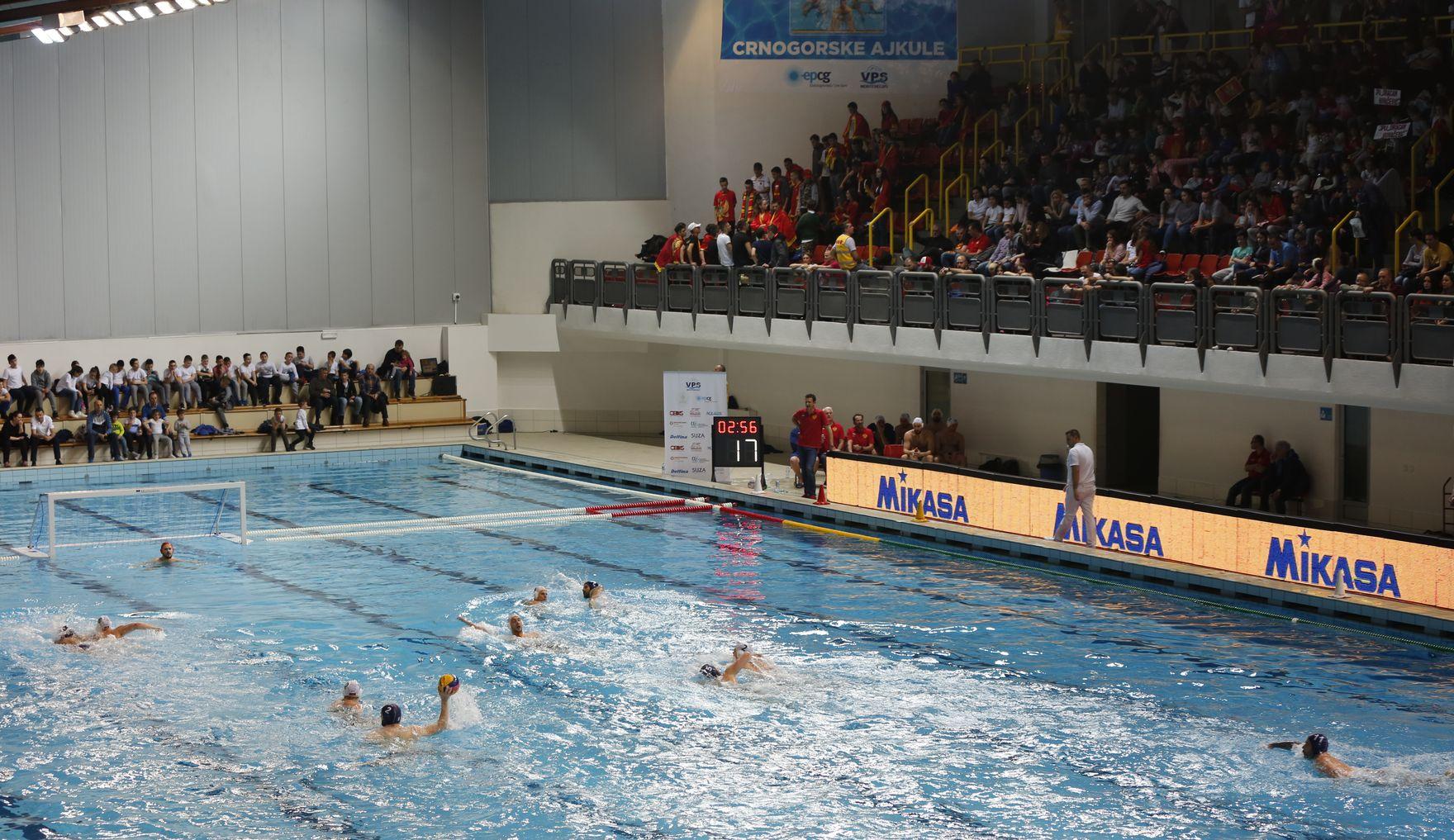 Crna Gora pobjedom završila kvalifikacije za Svjetsku ligu