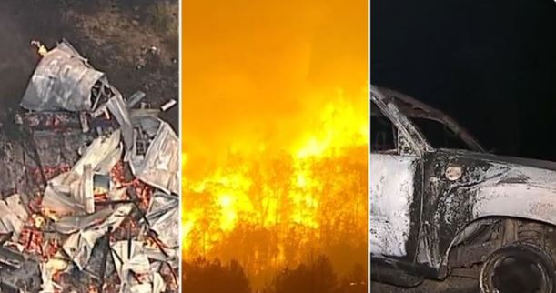 Požari u Australiji: Najmanje dvoje mrtvih
