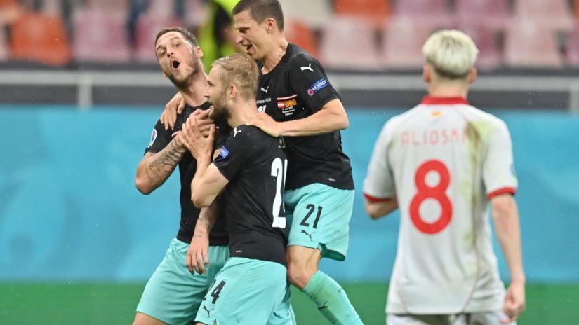 Poraz Makedonije na debiju