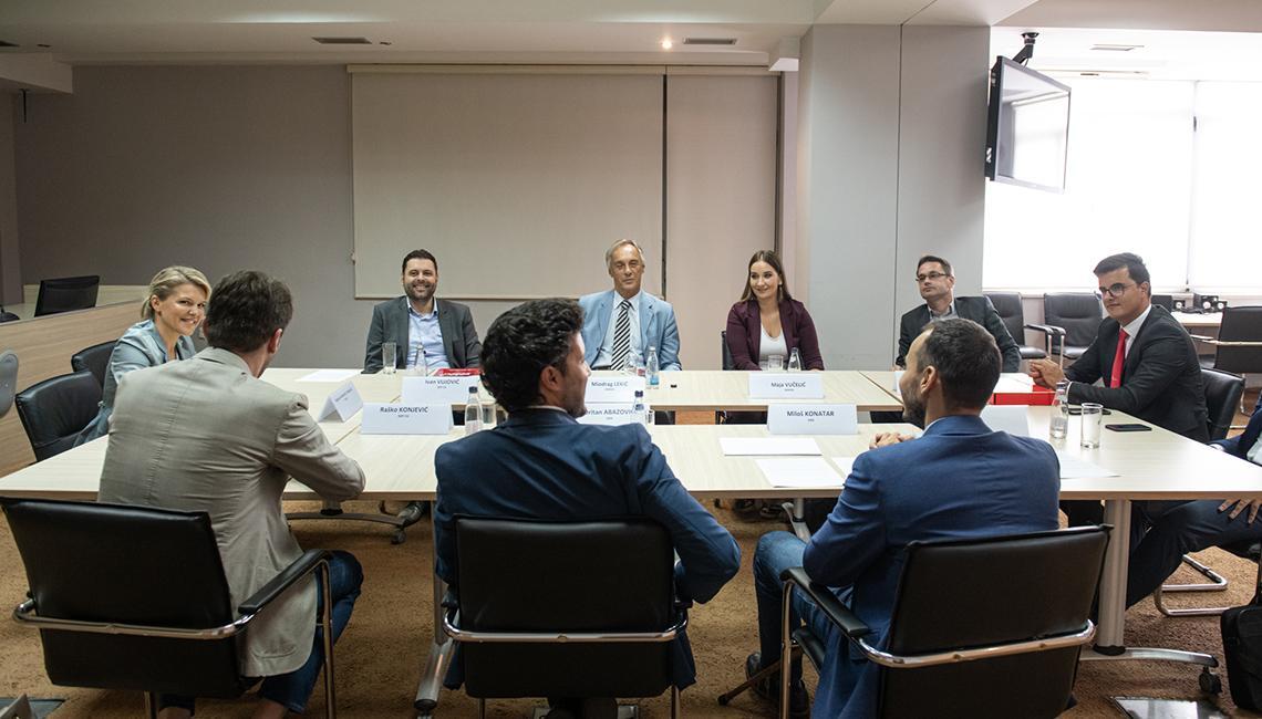 Završen sastanak: Dijalog o tehničkoj vladi najkasnije do 15. oktobra