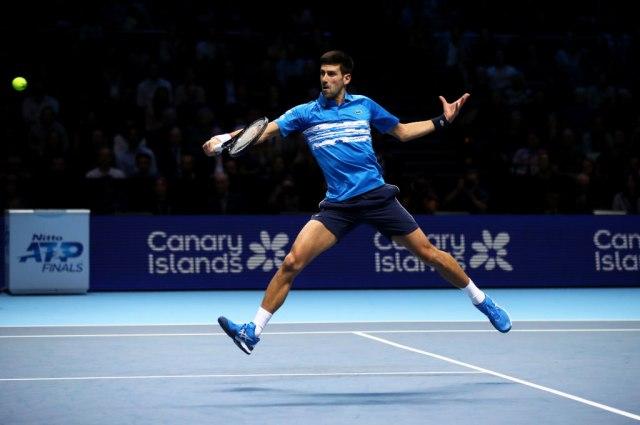 Federer razbio Đokovića za polufinale Londona