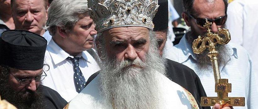 Amfilohije Vučiću: Nijesi dobrodošao u Crnu Goru za Božić