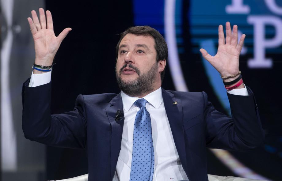 Salvini prijeti bojkotom Nutele zbog turskih lješnika