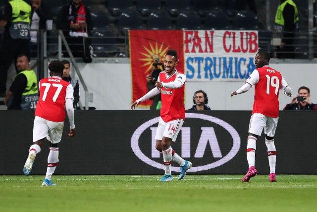 LE: Arsenal i Sevilja slavili, poraz Lacija