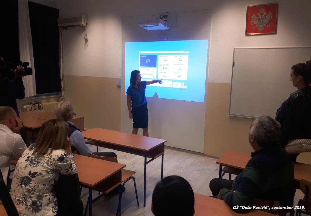 Podrška Opštine HN: U pripremi multimedijalni kabineti u dvije osnovne škole