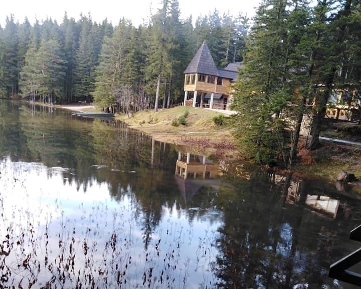 Pogledajte: Crno jezero dostiglo najviši nivo