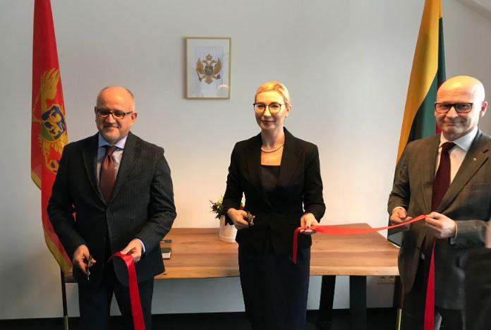 Darmanović u Viljnusu: Otvaranje Konzulata unaprijediće odnose CG i Litvanije
