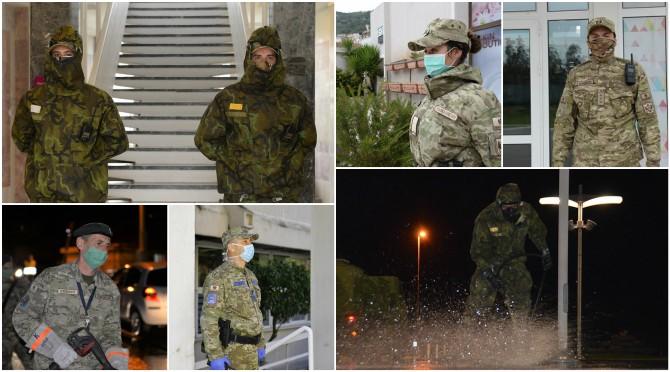 I oni su naši heroji: Crnogorski vojnici VELIKO VAM HVALA!