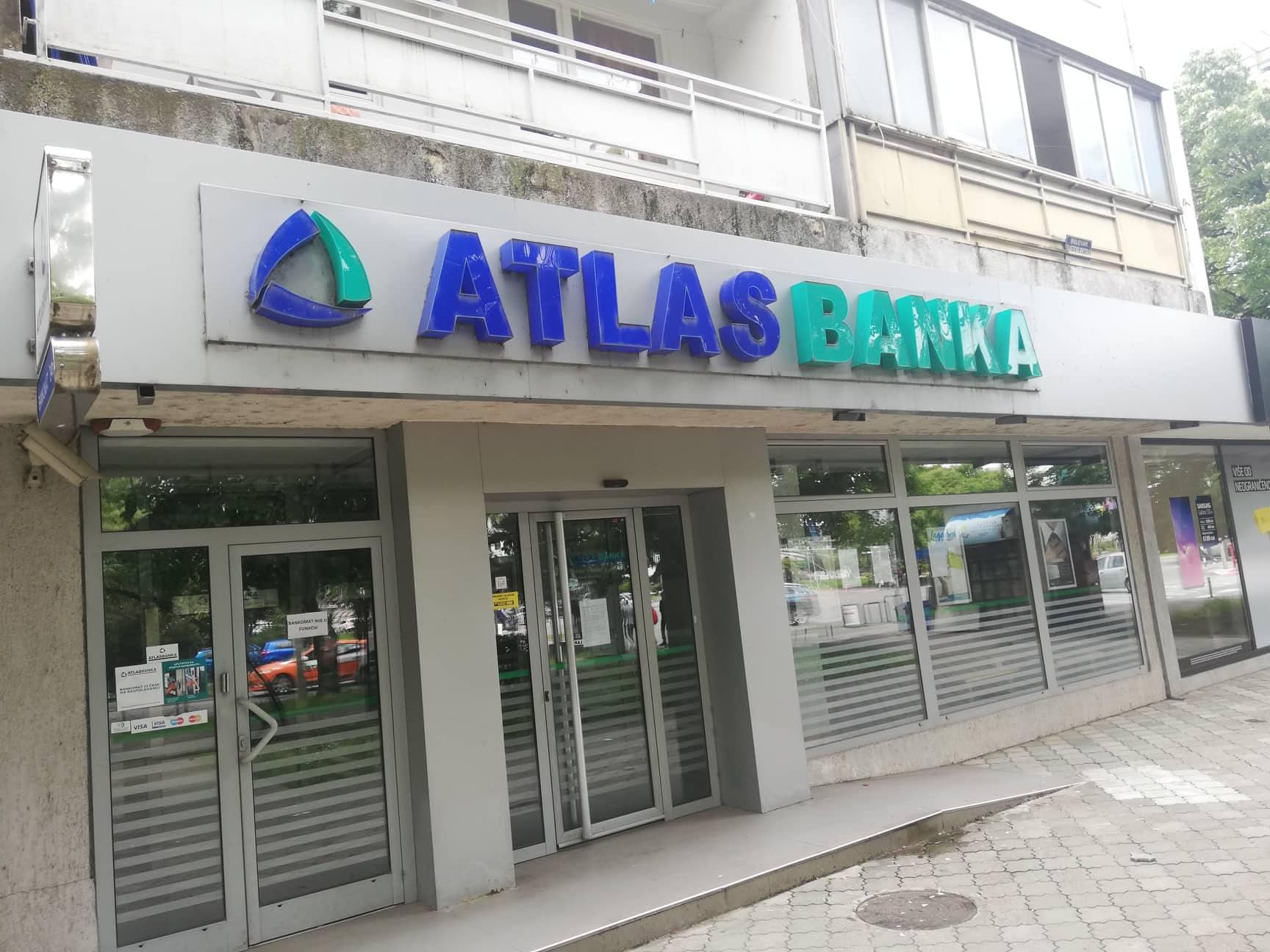 SDT: Krediti u Atlas banci na vještačenju