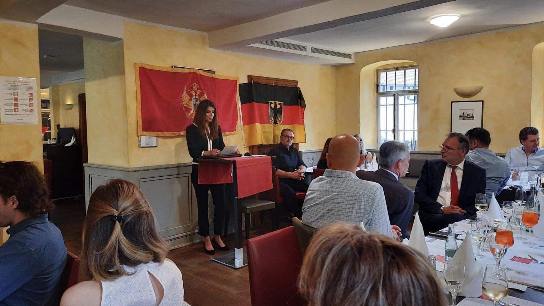 U Frankfurtu proslavljen Dan državnosti Crne Gore