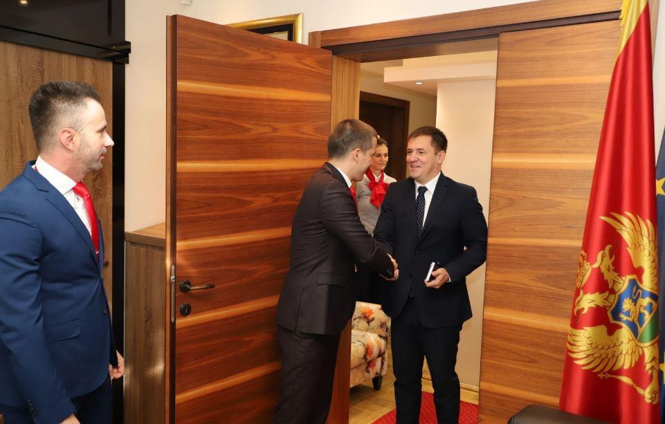 """Bečić - Urban: """"Cilj Demokrata stvaranje uslova za prve slobodne izbore"""""""
