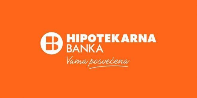 Neto profit Hipotekarne banke 2 miliona u prvom kvartalu