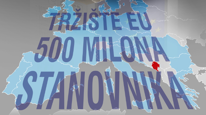 Nove mogućnosti za izvoz crnogorskih proizvoda na tržišta EU i svijeta