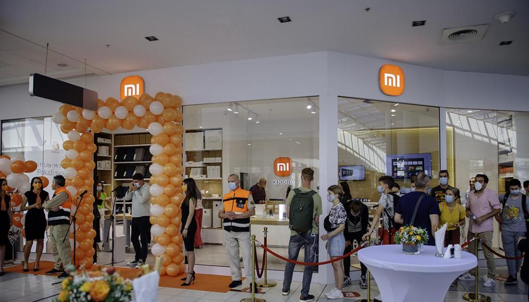 U Podgorici je danas otvoren Mi Store, prva Xiaomi radnja u Crnoj Gori