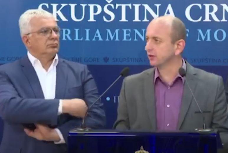 Mandić i Knežević pred Apelacionim sudom 23. juna