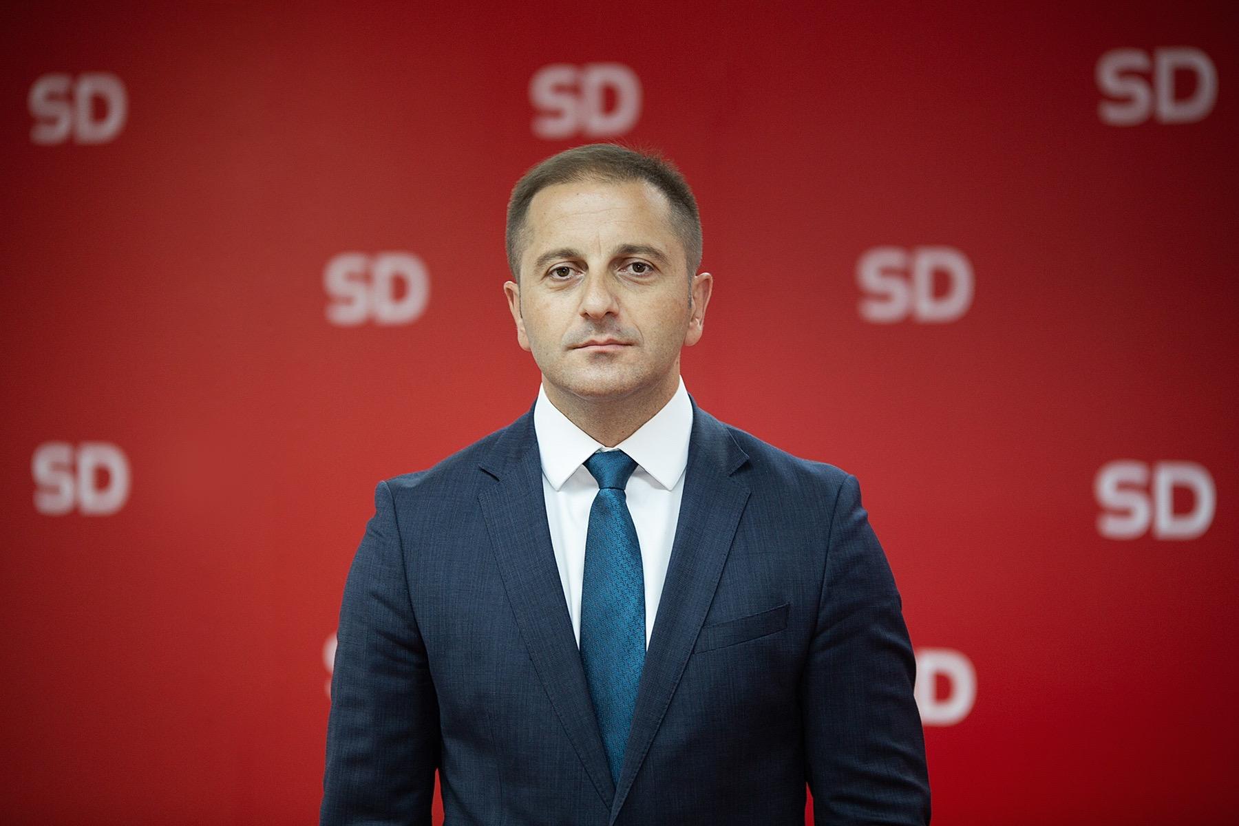 Šehović: Evropska i evroatlanska većina neophodna, trenutna vlast trajno udaljava Crnu Goru od EU