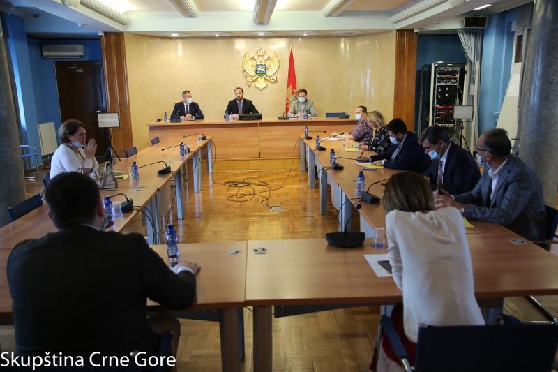 Odbor podržao da Beratović bude ambasador u Londonu