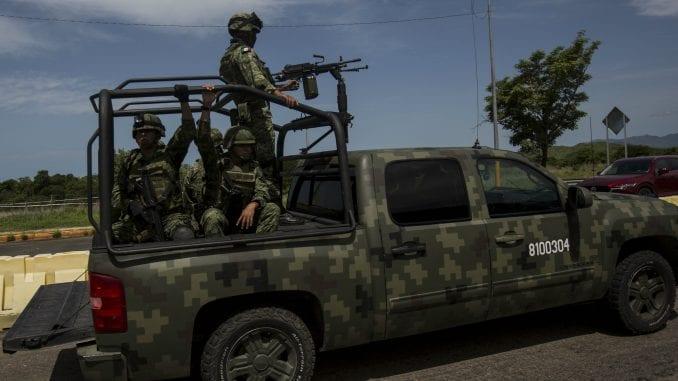 Meksiko šalje vojsku na granicu sa SAD