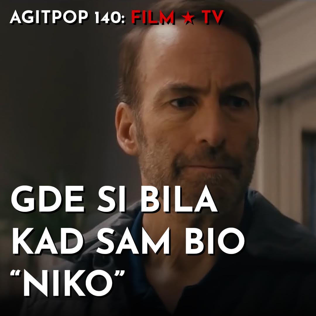 "AgitPop 140: ""Niko"" - najbolji film prve polovine 2021?"