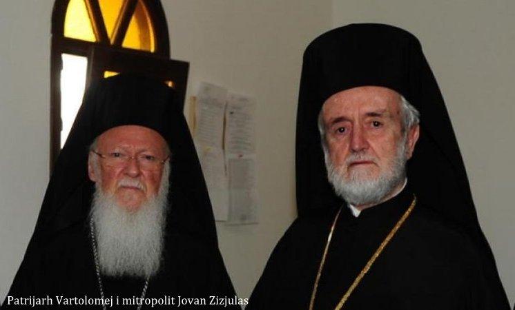Delegacija Vaseljenske patrijaršije dolazi u Beograd
