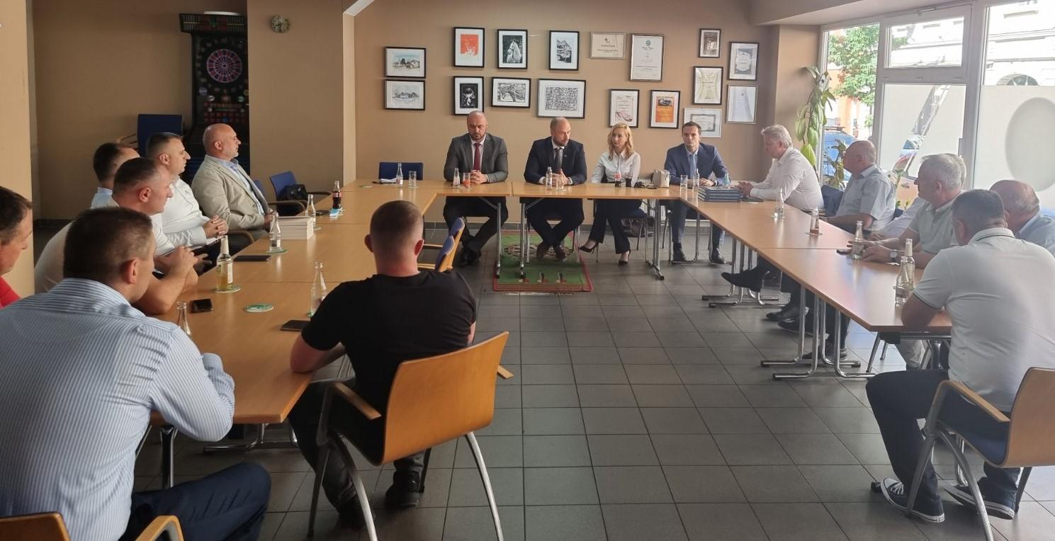 Radulović u Luksemburgu: Crna Gora cijeni posvećenost naše dijaspore matici