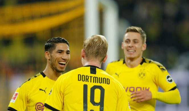 Dortmund slavio u okršaju dvije Borusije