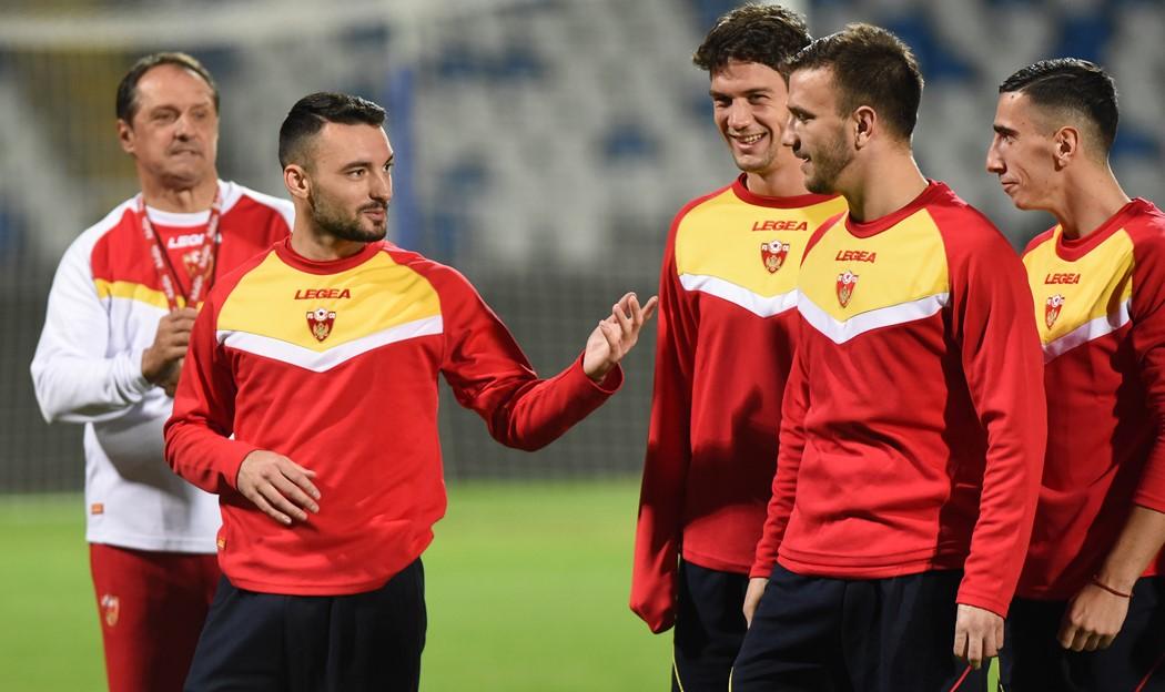 """""""Sokoli"""" odradili trening u Prištini: """"Idemo uvijek na pobjedu"""""""
