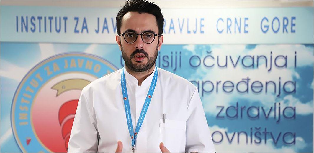 Begić: Crna Gora skraćuje vrijeme samoizolacije sa 21 na 14 dana