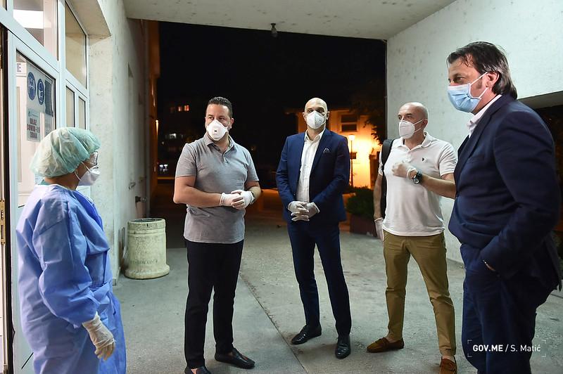Svi COVID-19 pacijenti zbrinuti, Eraković poručio: Nikšić je u opasnoj situaciji