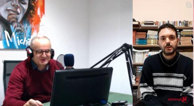 Bešlin: O Crnoj Gori se odlučuje van nje, a srpski mediji su protočni bojleri struja koje se bore za vlast