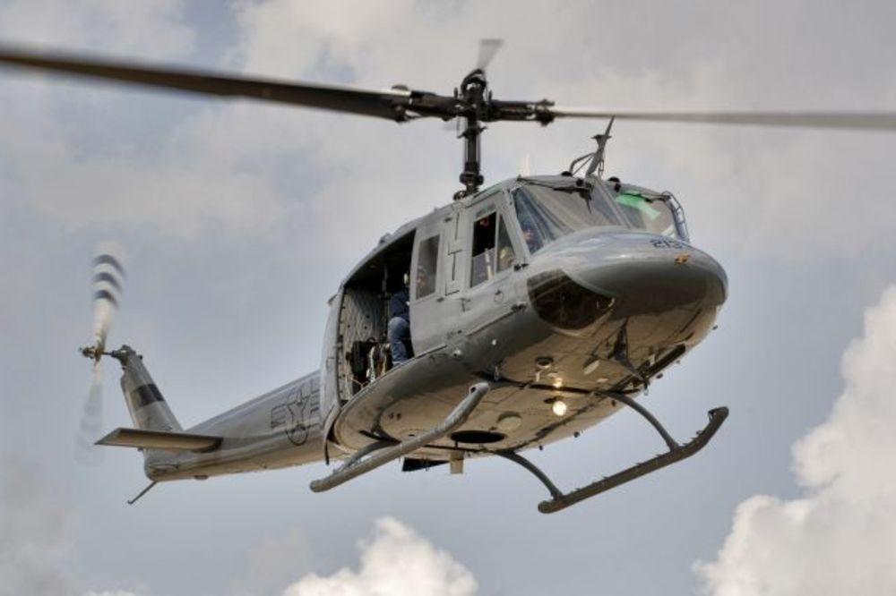 Hitna akcija: Vojni helikopter u Split prevezao bebu u inkubatoru