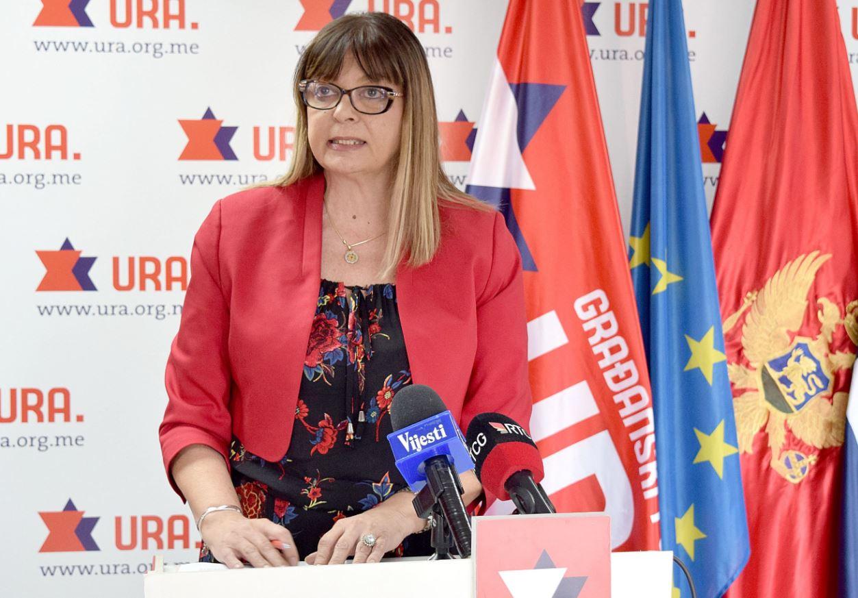 Popović-Moškov: Smjenom Medina DPS se vraća dva koraka unazad