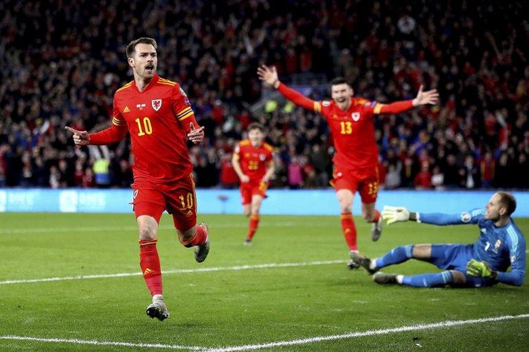 Trijumf Velsa za plasman na Evropsko prvenstvo
