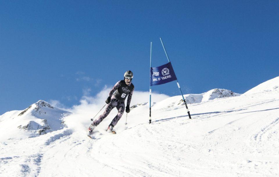Otkazan slalom skijaša