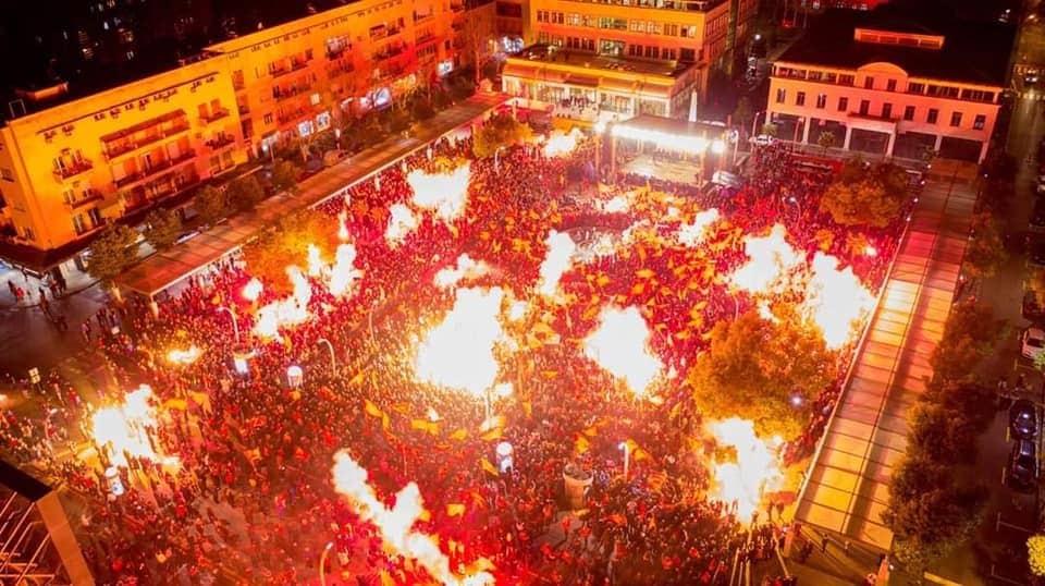 Noć za pamćenje: Još veličanstvenih momenata sa Trga nezavisnosti!
