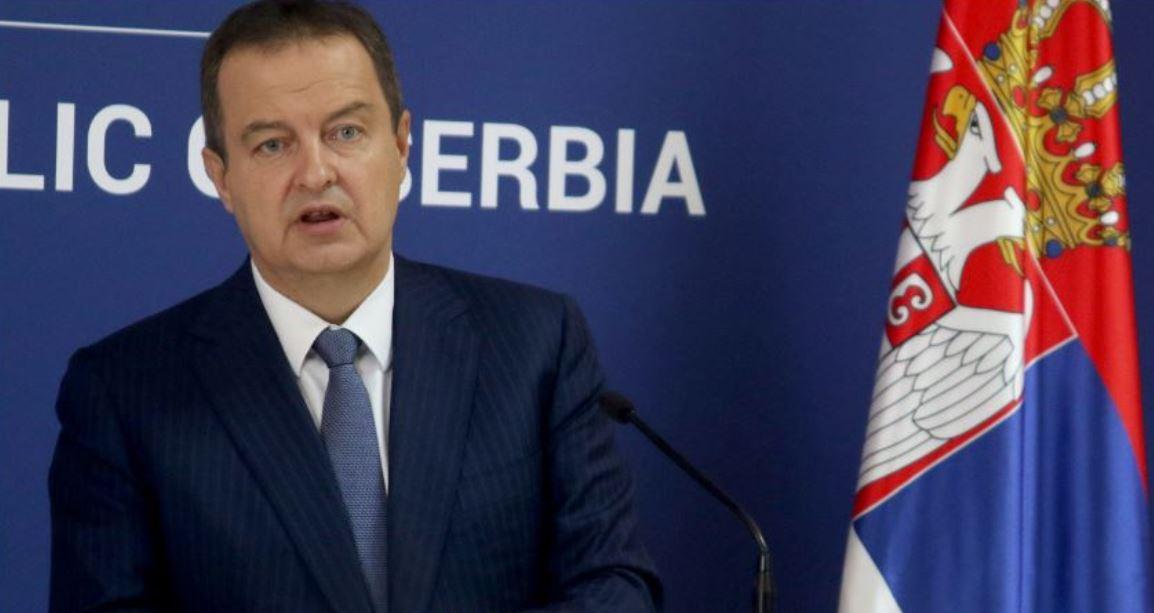 Dačić opet o Crnoj Gori: Izmislili su određene brojke, pustili su građane Kosova